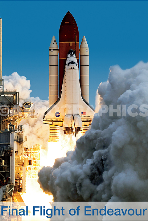 Final Flight of Endeavour STS-134