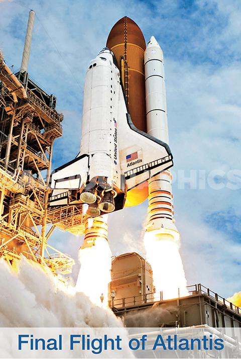 Final Flight of Atlantis STS-135