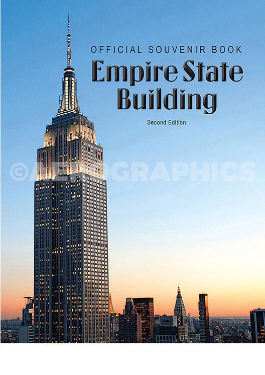 Empire State Building Offical Souvenir Book