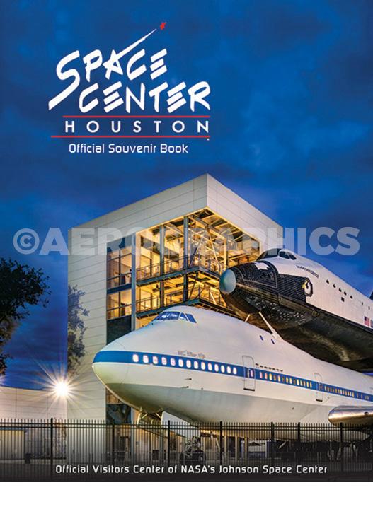 Space Center Houstion Official Souvenir Book