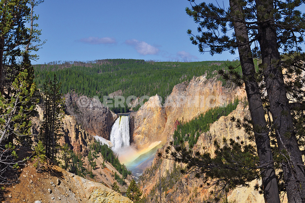 Yellowstone Lower Falls image