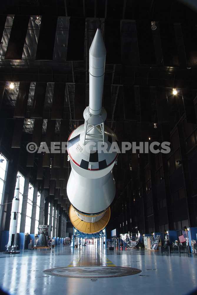 USSRC Saturn V Rocket