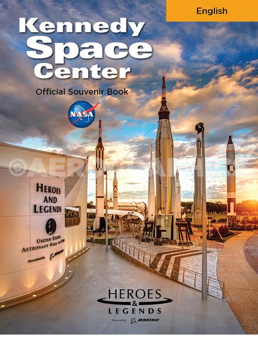 Kennedy Space Center Official Souvenir Book