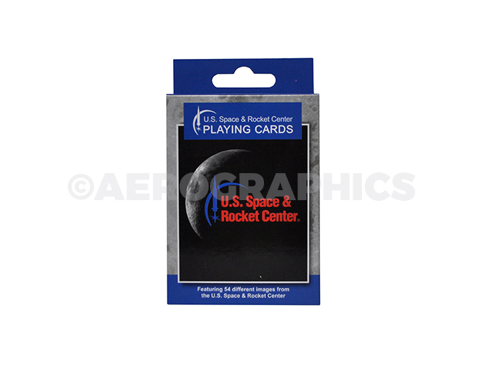 U.S. Space & Rocket Center Playing Cards