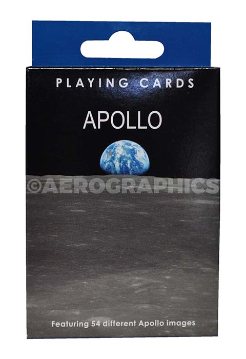 Apollo Playing Cards PC-1007
