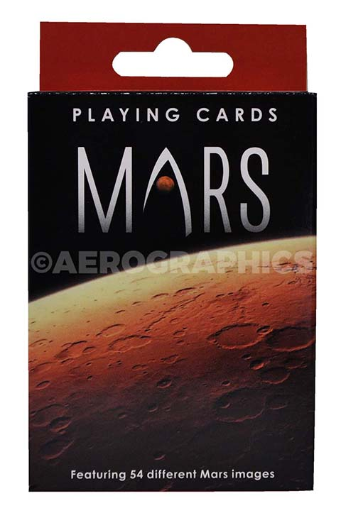 Mars Playing Cards PC-1006