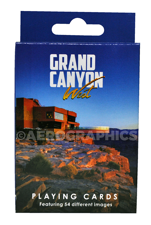 Grand Canyon West playing cards PC-8153_GCW